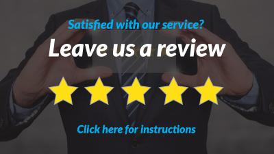 Trust Pilot - Excellent rating